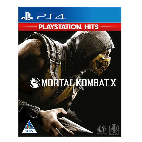 Mortal Kombat X (PS4 Hits) - KOODOO