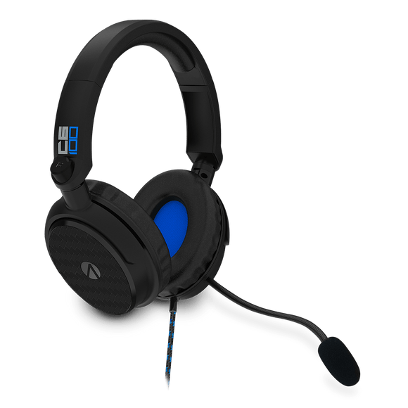 Multiformat Stereo Gaming Headset - C6-100 Blue - KOODOO