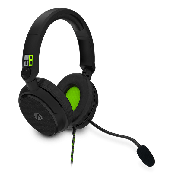 Multiformat Stereo Gaming Headset - C6-100 Green - KOODOO