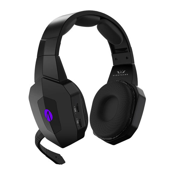 Multiformat Wireless Gaming Headset - Nighthawk - KOODOO