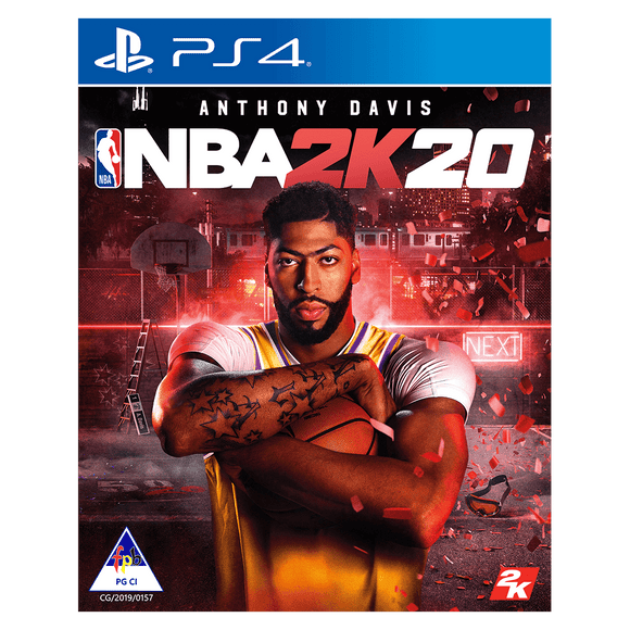 NBA 2K20 (PS4) - KOODOO