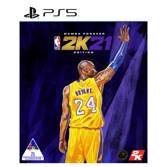 NBA 2K21 Mamba Forever Edition (PS5) - KOODOO