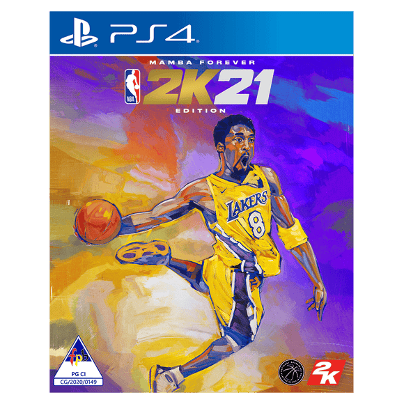 NBA 2K21 Mamba Forever Edition (PS4) - KOODOO