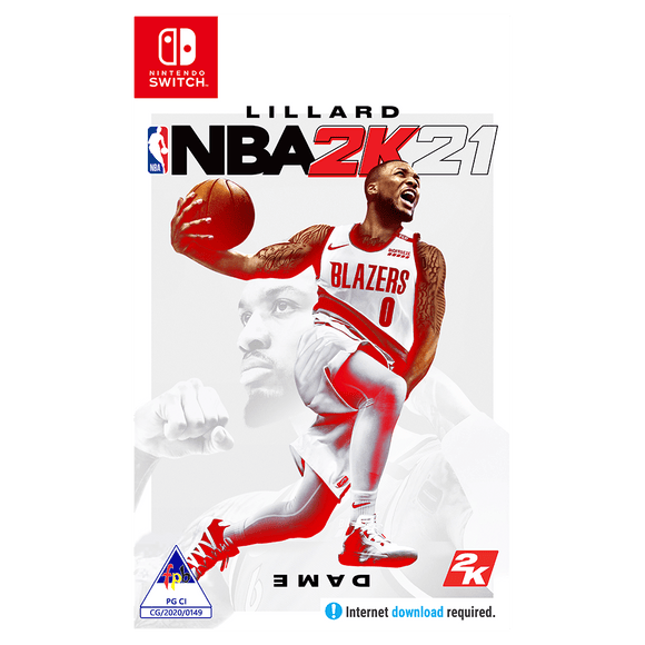 NBA 2K21 (NS) - KOODOO