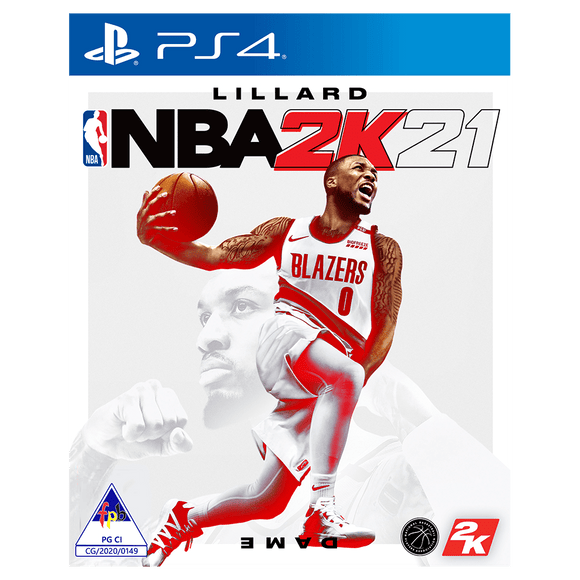 NBA 2K21 (PS4) - KOODOO