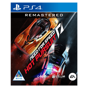 Need For Speed Hot Pursuit Remastered (PS4) - KOODOO