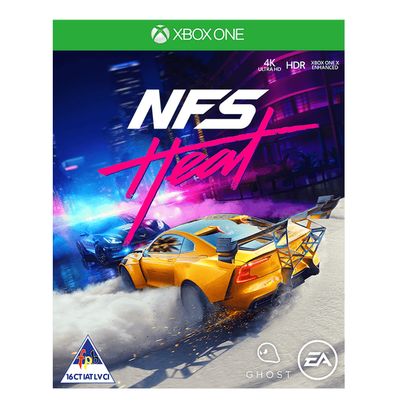 Need For Speed Heat (XB1) - KOODOO