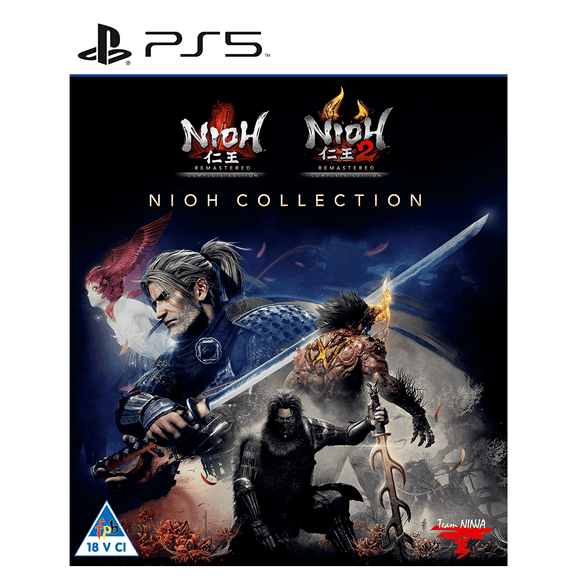 Nioh Collection (PS5) - KOODOO