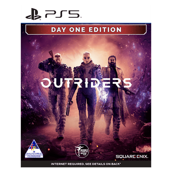 Outriders (PS5) - KOODOO