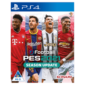 eFootball PES 2021 Season Update (PS4) - KOODOO