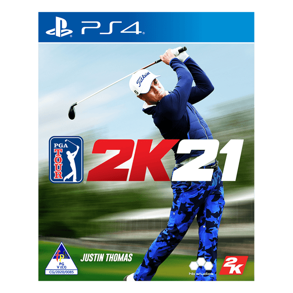 PGA Tour 2K21 (PS4) - KOODOO