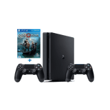 PS4 1TB Slim+Extra DS4+God of War  - KOODOO
