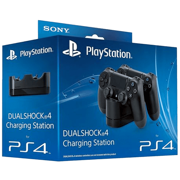 PS4 DS4 Charging Station Black - KOODOO