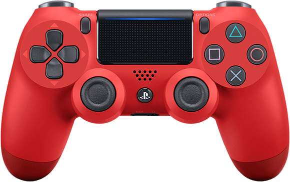 PS4 Dualshock 4 - Magma Red - KOODOO