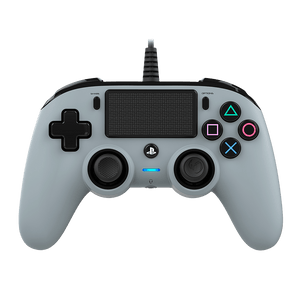PS4 Nacon Wired Controller Grey - KOODOO