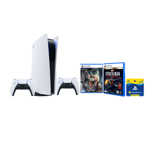 PS5 Plus Bundle - KOODOO