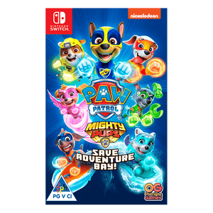 Paw Patrol 2: Mighty Pups Save Adventure Bay (NS) - KOODOO