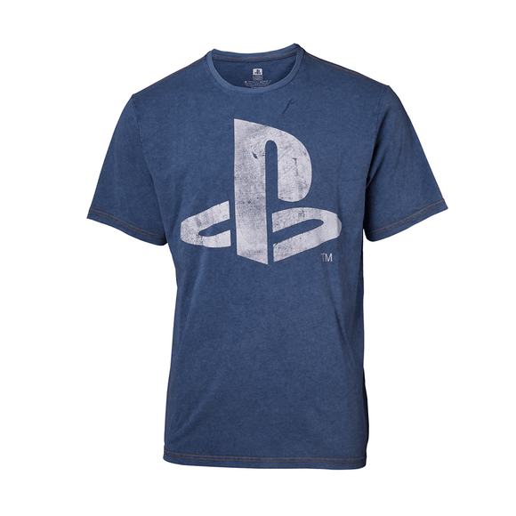PlayStation - Faux Denim Men's T-shirt - KOODOO