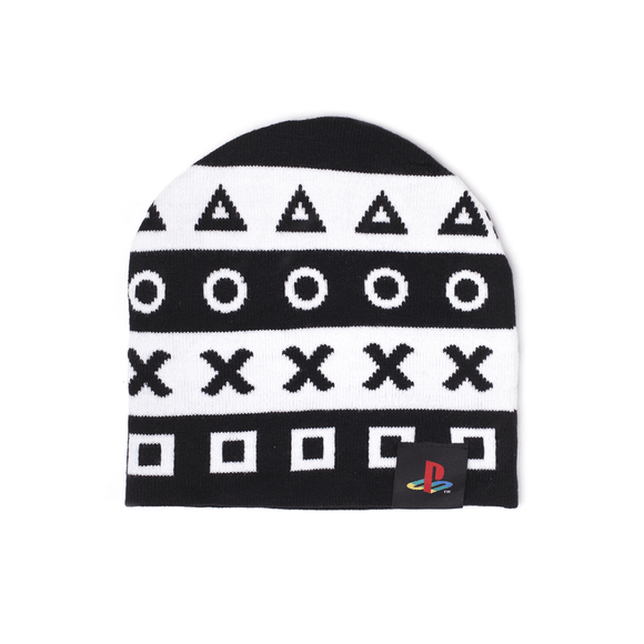 PlayStation - PlayStation Symbols Beanie - KOODOO