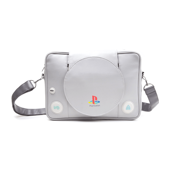 PlayStation - Shaped PlayStation Messenger Bag - KOODOO