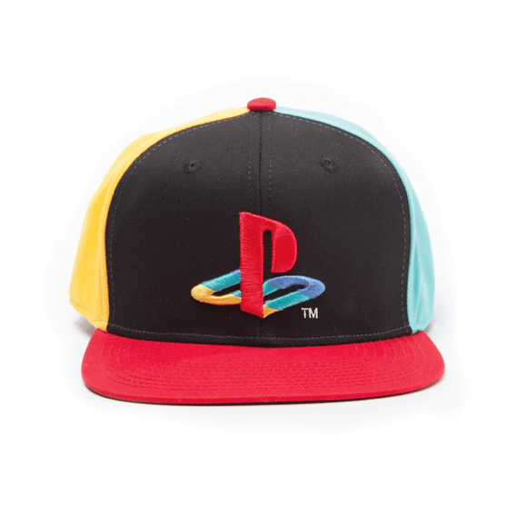 PlayStation - Snapback with Original Logo Colours - KOODOO