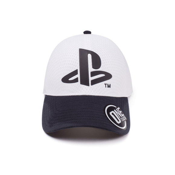 PlayStation - Logo Seamless Curved Bill Cap - KOODOO