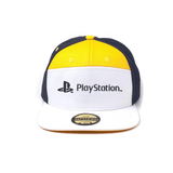 PlayStation - 7 Panels Snapback Cap - KOODOO