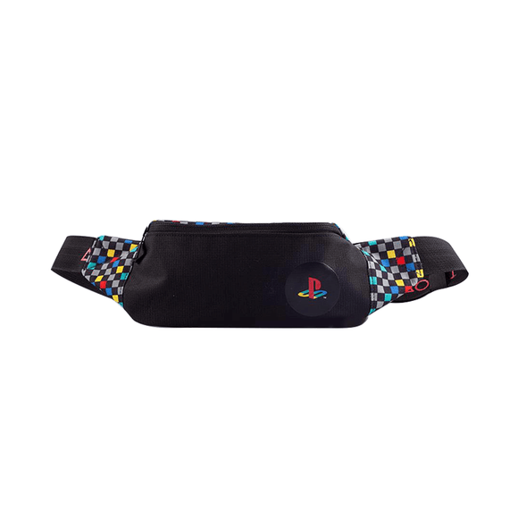 PlayStation - Retro AOP Waist Bag - KOODOO