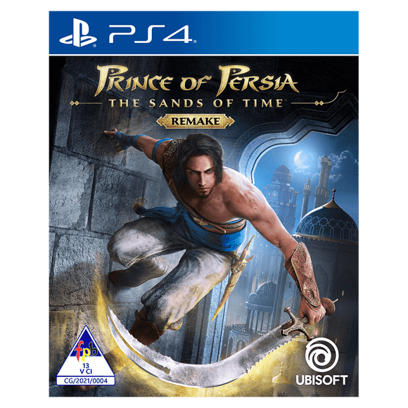 Prince Of Persia Sands Of Time Remake (PS4)  - KOODOO