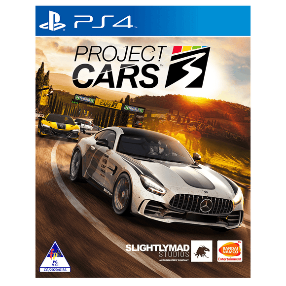 Project Cars 3 (PS4) - KOODOO
