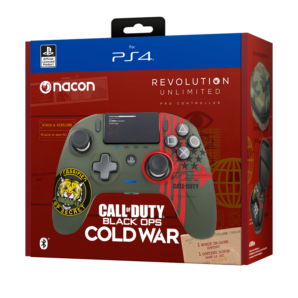 Call Of Duty Black Ops Cold War Revolution Unlimited Pro Controller Koodoo