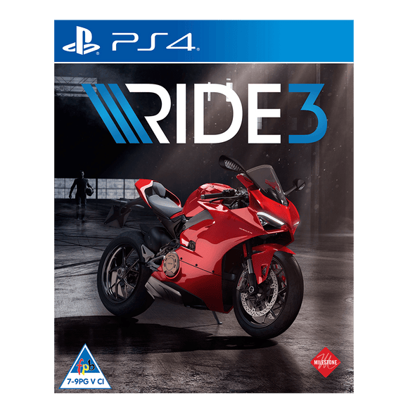 Ride 3 (PS4) - KOODOO