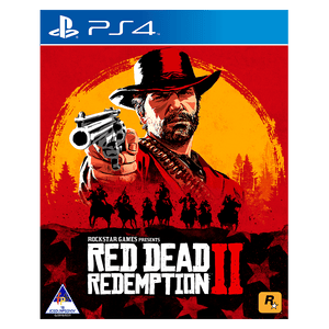 Red Dead Redemption 2 (PS4) - KOODOO