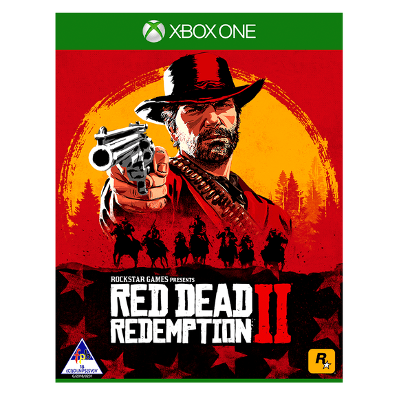 Red Dead Redemption 2 (XB1) - KOODOO