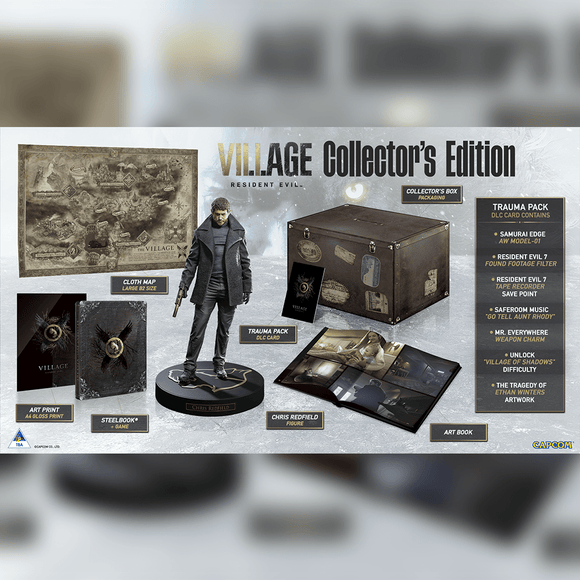 Resident Evil Village Collector's Edition (XB1/XBXS) - KOODOO