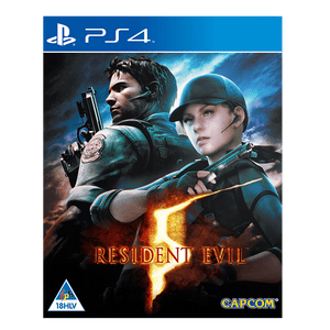Resident Evil 5 HD (PS4) - KOODOO