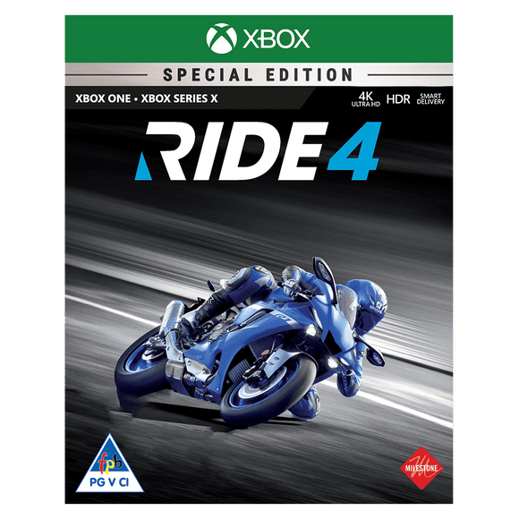 Ride 4 Special Edition (XB1) - KOODOO