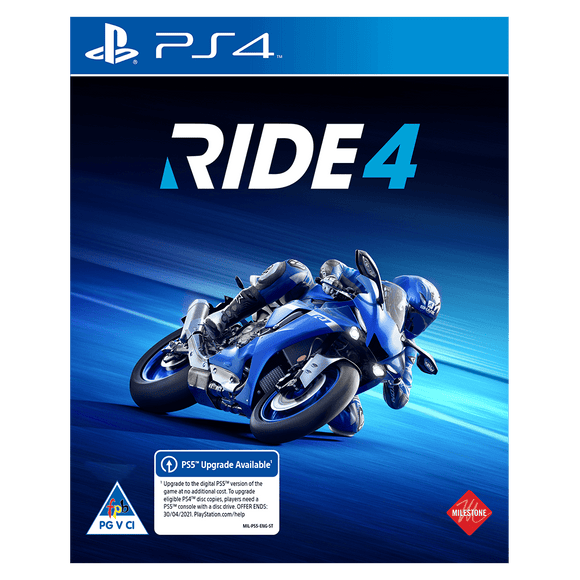 Ride 4 (PS4) - KOODOO