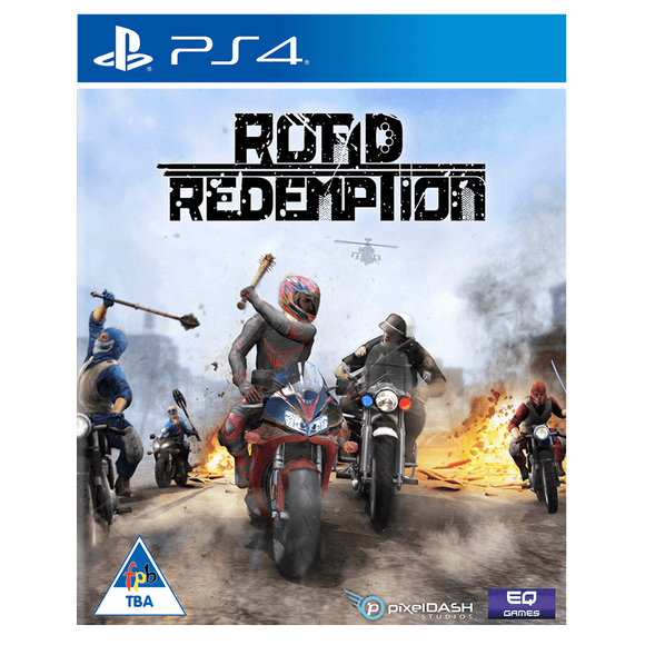Road Redemption (PS4) - KOODOO