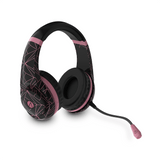 Rose Gold Abstract Edition Multiformat Gaming Headset - KOODOO