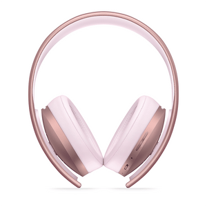 Rose Gold Wireless Headset - KOODOO