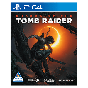 Shadow of the Tomb Raider (PS4) - KOODOO