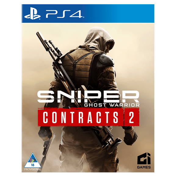 Sniper Ghost Warrior Contracts 2 (PS4) - KOODOO