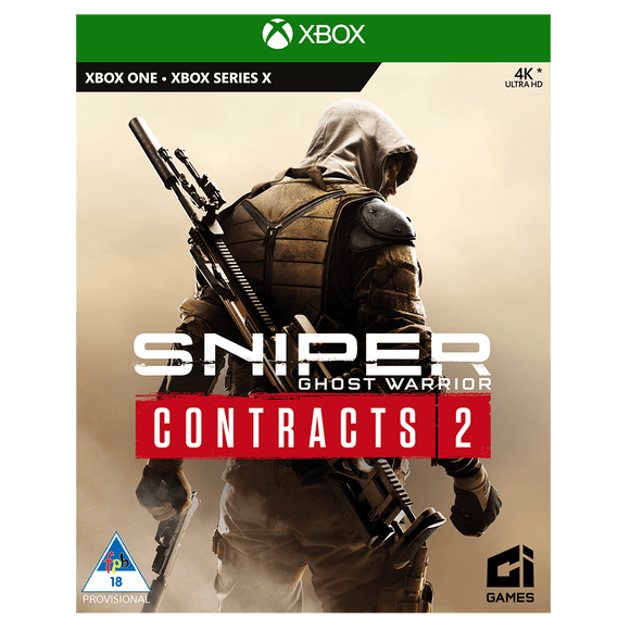Sniper Ghost Warrior Contracts 2 (XB1/XBXS) - KOODOO