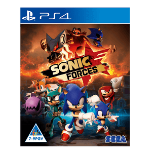 Sonic Forces (PS4) - KOODOO