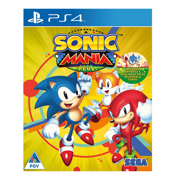 Sonic Mania Plus (PS4) - KOODOO