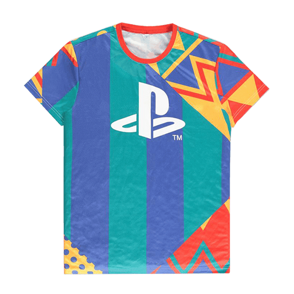 Sony - PlayStation - AOP Men's T-shirt - KOODOO