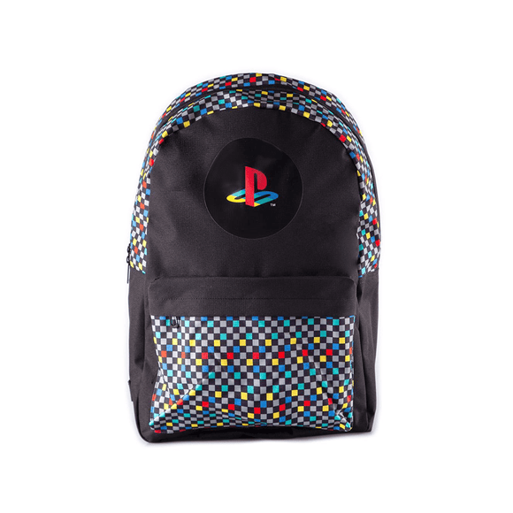 Sony - PlayStation - Retro AOP Backpack - KOODOO