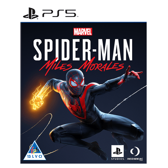 Marvel's Spider-Man: Miles Morales (PS5) - KOODOO