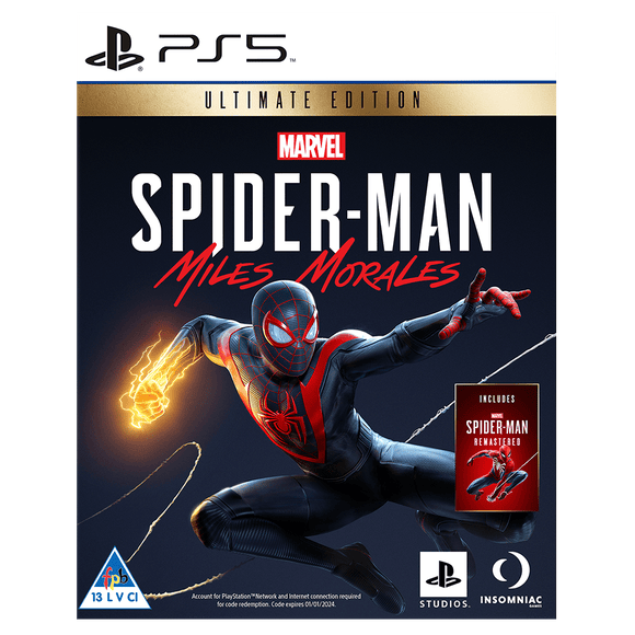 Marvel's Spider-Man: Miles Morales Ultimate Edition (PS5) - KOODOO